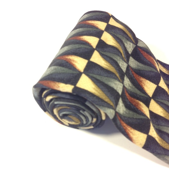 """Louis Roth Other - LOUIS ROTH 100% Silk Jacq. Men's Tie 4""""x58"""" Insta!"""